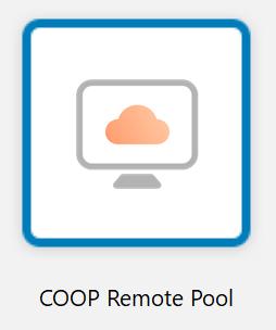 MyDesk VMWare COOP Remote Pool option